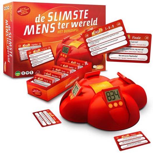 Just Games De Slimste Mens Ter Wereld Nl Standaard Boekhandel