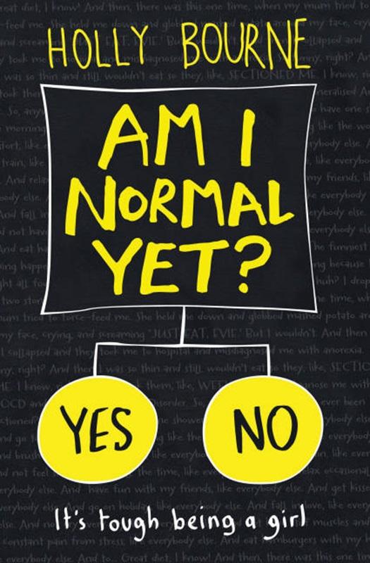 Am I Normal Yet? - Holly Bourne | 9781409590309 | Standaard Boekhandel