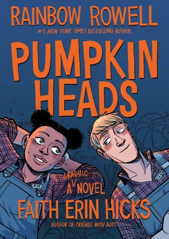 Pumpkin heads | Rainbow Rowell, Faith Erin Hicks | 9781529008630 |  Standaard Boekhandel