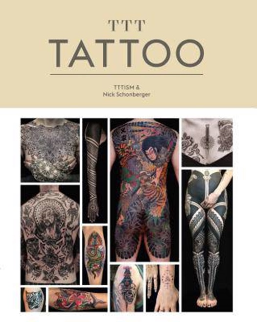 Ttt Tattoo Standaard Boekhandel