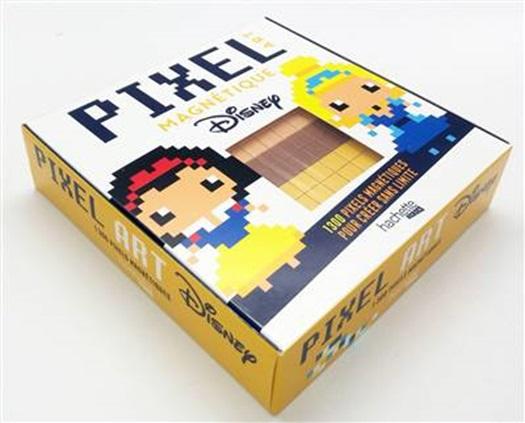 Pixel Art Magnétique Disney Club