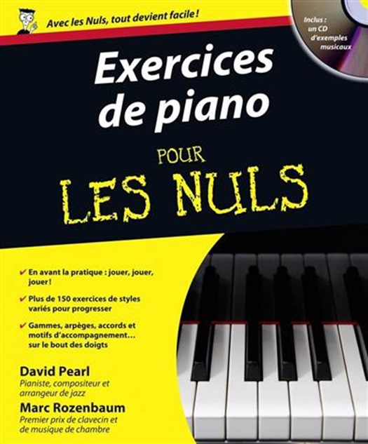 Tous Niveaux Piano Book Instrumental Gammes et Exercices pour Piano Tous Styles