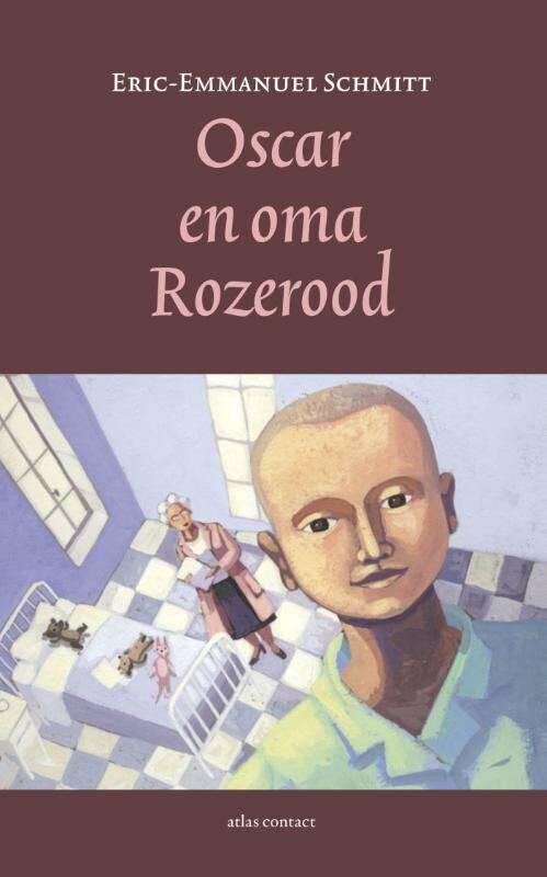 Oscar en oma Rozerood - Eric-Emmanuel Schmitt | 9789020413861 | Standaard  Boekhandel