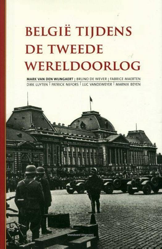 Nieuw België tijdens de Tweede Wereldoorlog - Bruno De Wever, Mark van HS-49