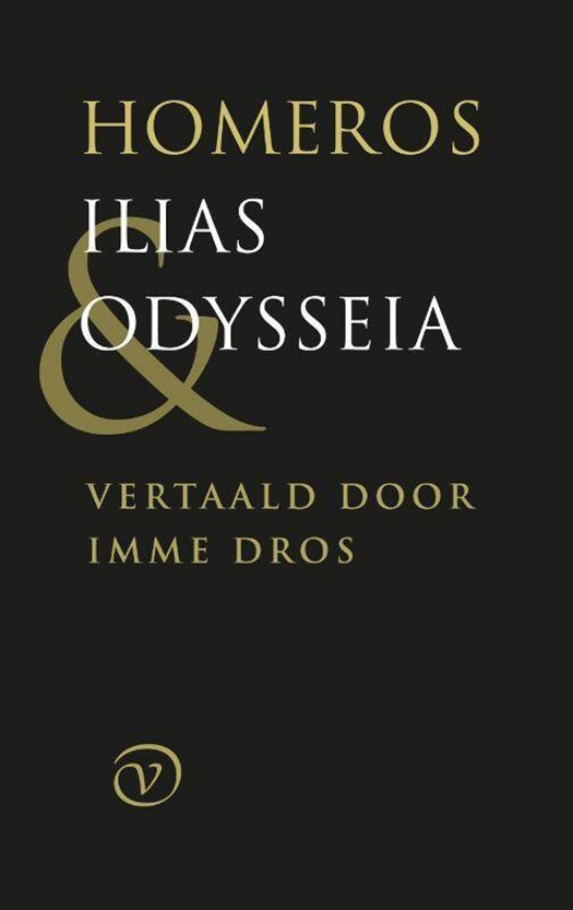 Illias En Odysseia Standaard Boekhandel