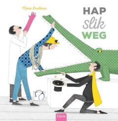 Hap, slik, weg - Marie Dorléans   9789044832440   Standaard Boekhandel
