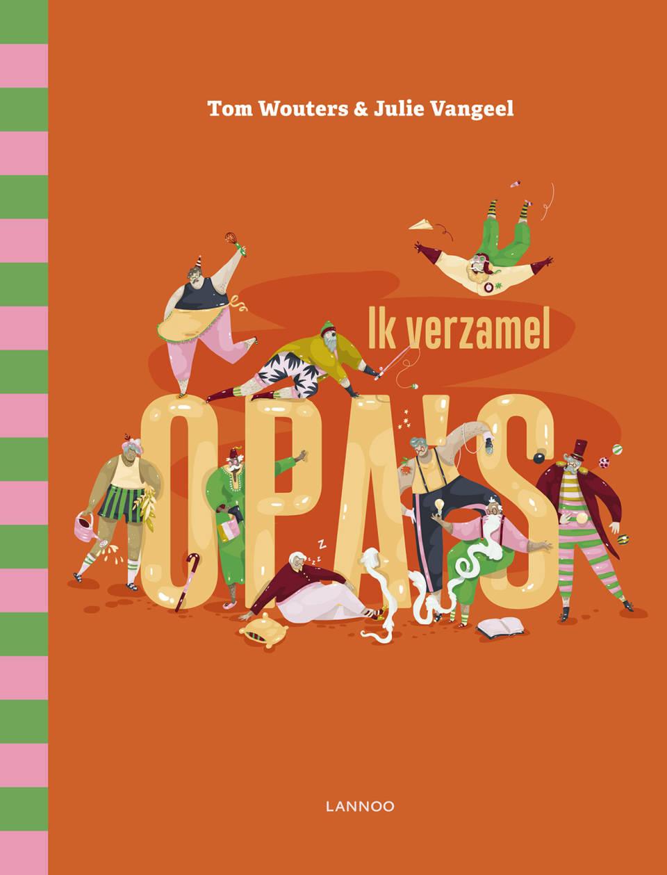 Ik verzamel opa's | Tom Wouters | 9789401456906 | Standaard Boekhandel