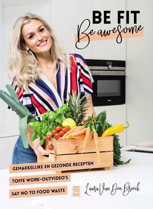Image result for be fit be awesome uitgeverij