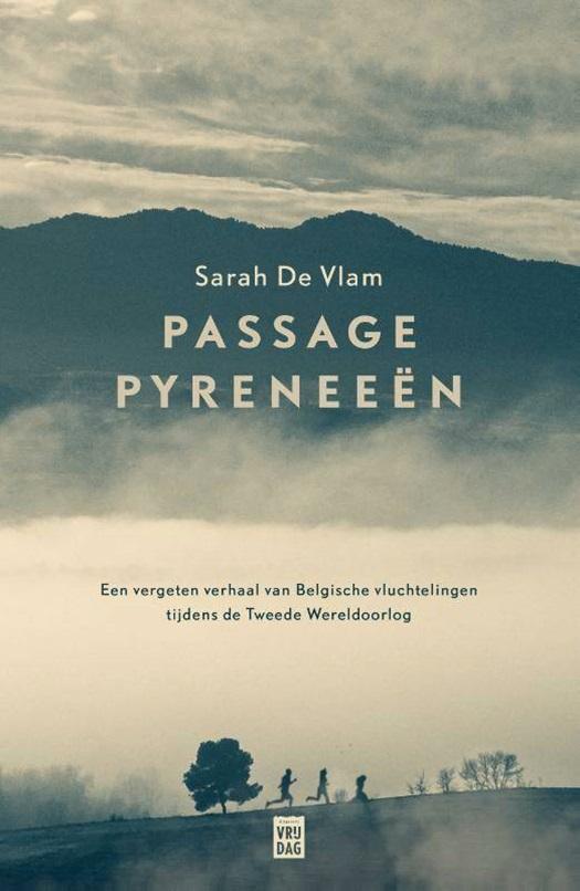 Passage Pyreneeën - Sarah De Vlam | 9789460018671 | Standaard ...