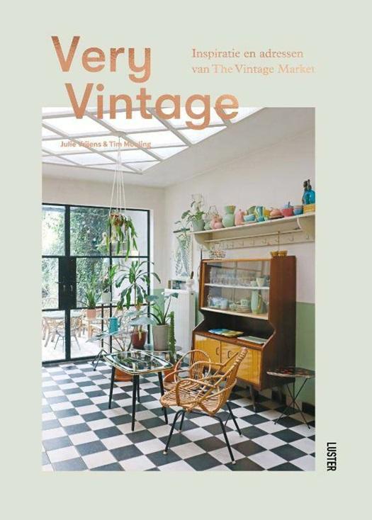 Boek: Very Vintage