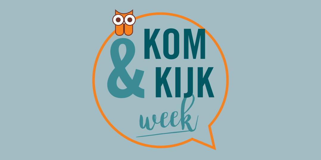 Kom & Kijk-week in Standaard Boekhandel Tienen