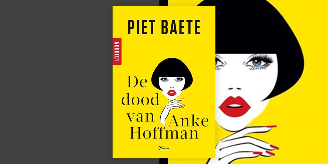 Signeersessie Piet Baete