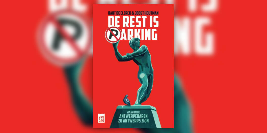 De rest is parking