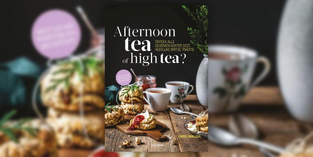 Afternoon tea of high tea
