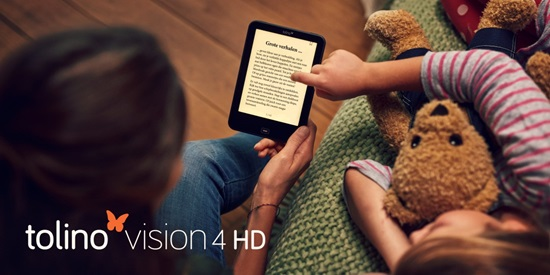 tolino vision 4 HD