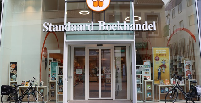 Standaard Boekhandel opent grootste boekhandel in hartje Limburg