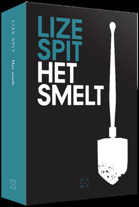 Actieboek Lize Spit - Het smelt