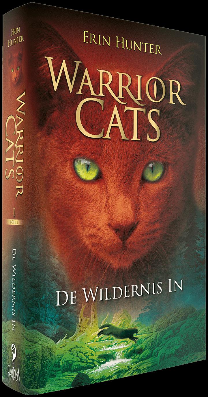 Actieboek Warrior cats
