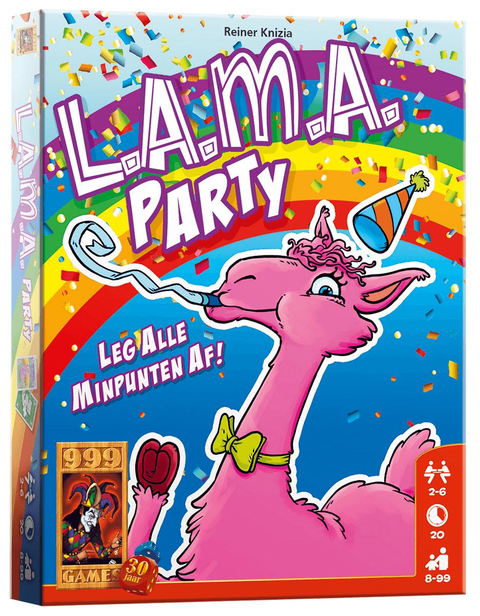 L.A.M.A. Party