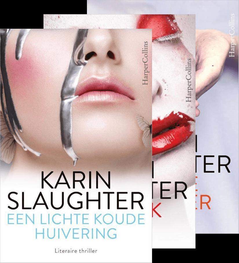 Karin Slaughter: 2+1 gratis