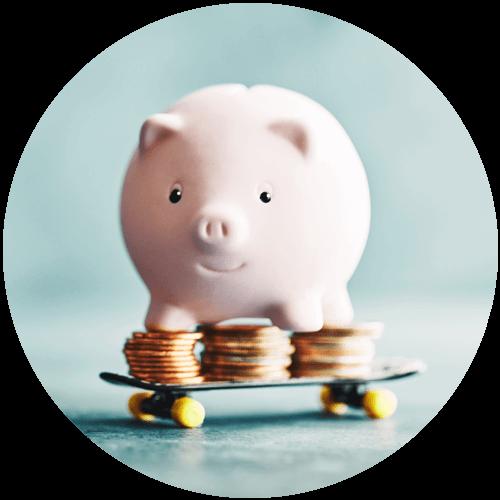 Balans in je financiën