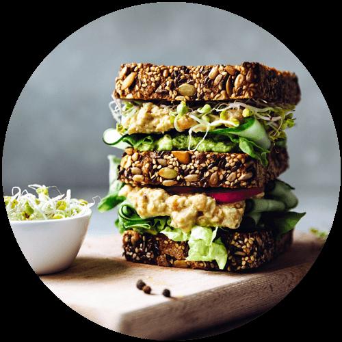 Balans in je voeding