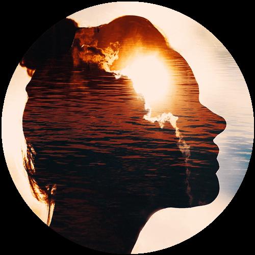 Balans in je hoofd