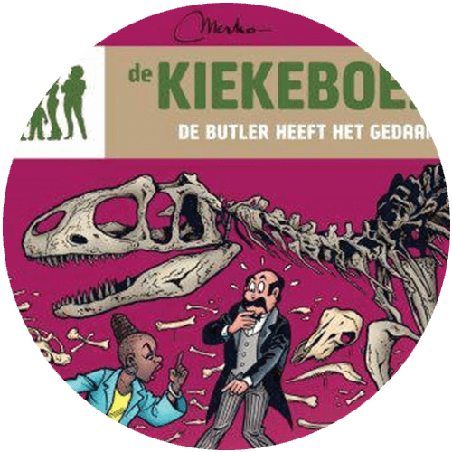 De Kiekeboes