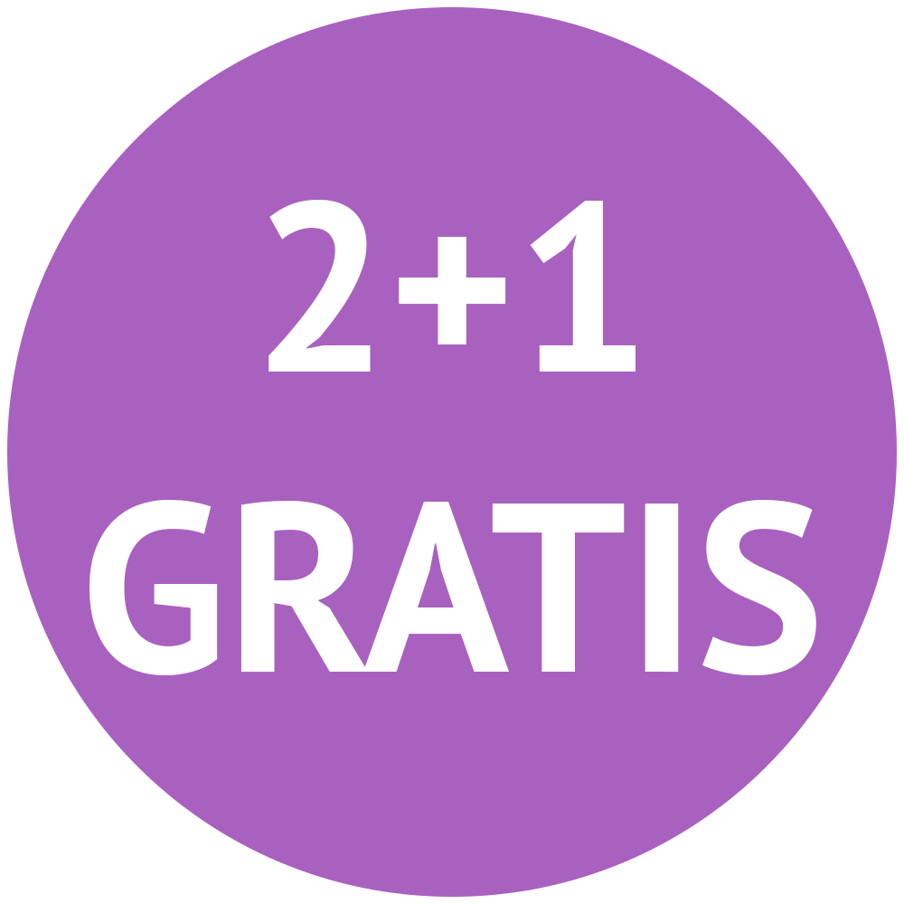2+1 gratis Grant County-reeks