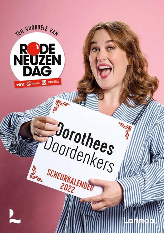 Dorothees doordenkers scheurkalender 2022