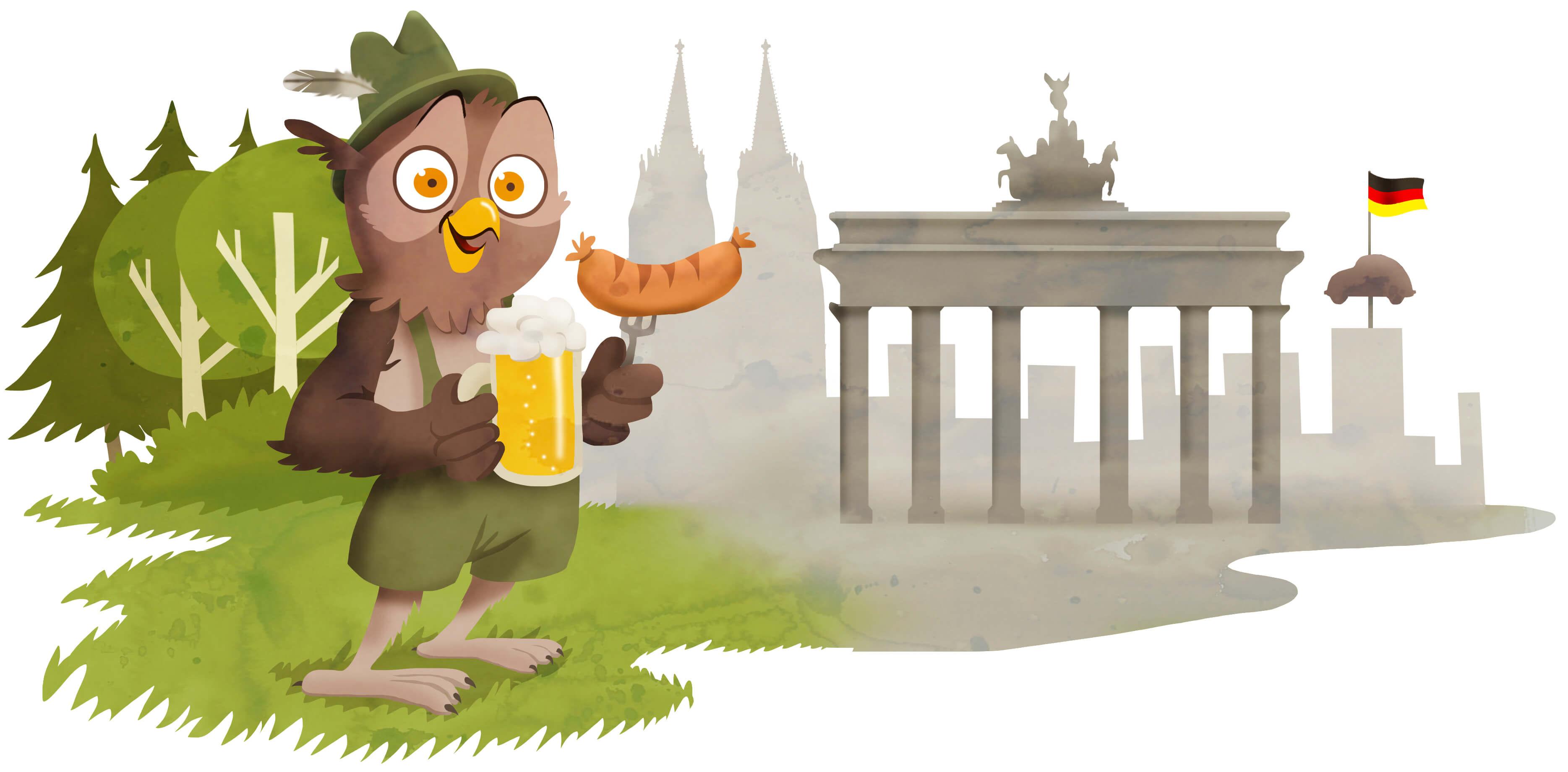 Boekje vakantie naar Duitsland