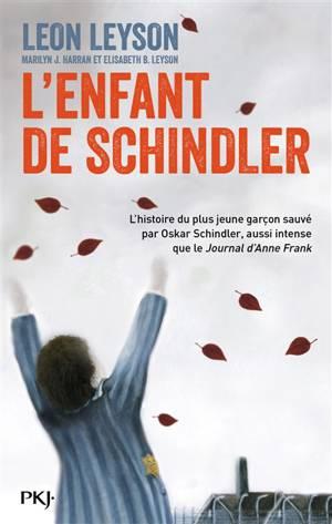L Enfant De Schindler Leon Leyson 9782266246927 Club